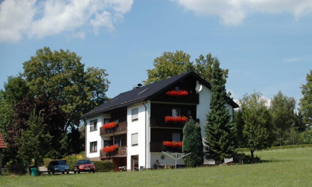 Gästehaus Ney in Fleckl am Ochsenkopf